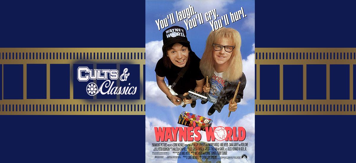 """Wayne's World"""