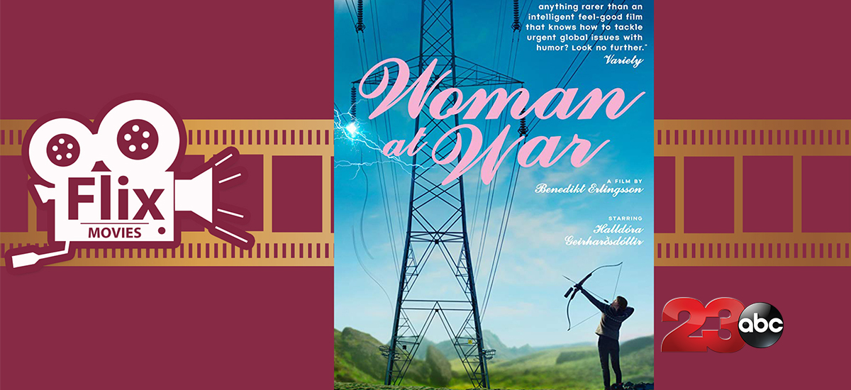 """""""Woman at War"""""""